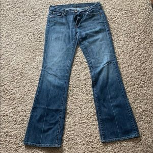 For all mankind women's sz 29 jeans